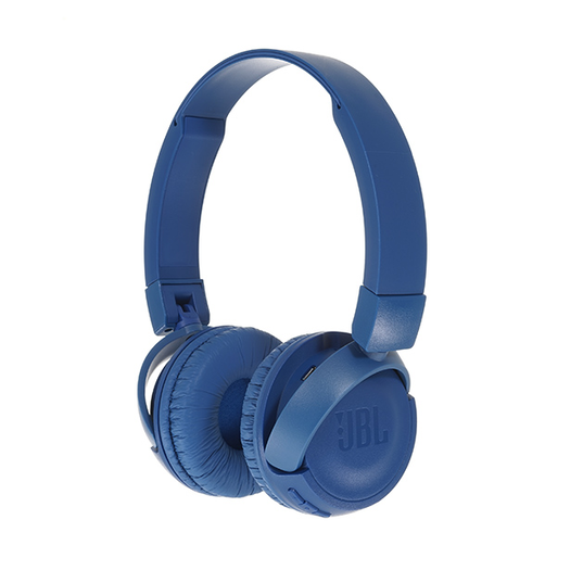 JBL T450BT - Blue - Wireless on-ear headphones - Detailshot 15