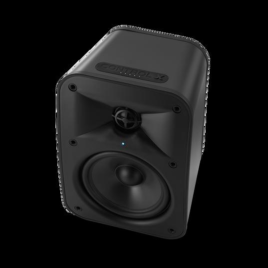 "JBL Control X Wireless - Grey - 5.25"" (133mm) Portable Stereo Bluetooth® Speakers - Detailshot 16"