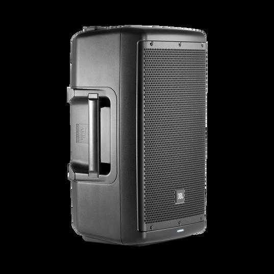"JBL EON610 - Black - 10"" (25 cm) Two-Way Multipurpose Self-Powered Sound Reinforcement - Detailshot 1"
