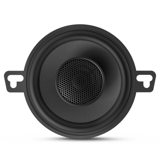"GTO329 - Black - 75-Watt, Two-Way 3-1/2"" Speaker System - Hero"