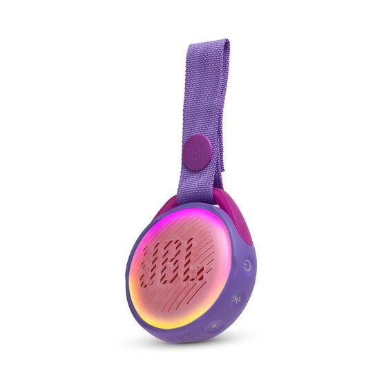 JBL JR POP - Iris Purple - Portable speaker for kids - Hero