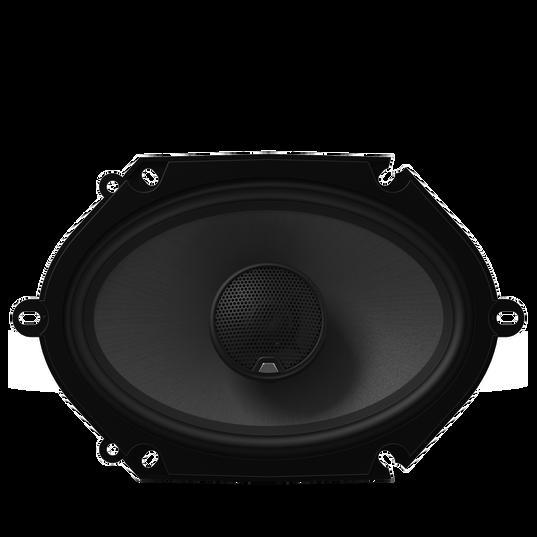 "GTO8629 - Black - 180-Watt, Two-Way 5"" x 7"" Speaker System - Hero"