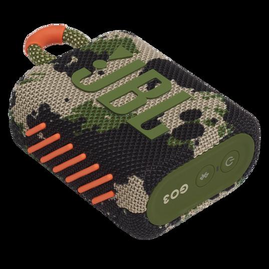 JBL Go 3 - Squad - Portable Waterproof Speaker - Detailshot 3