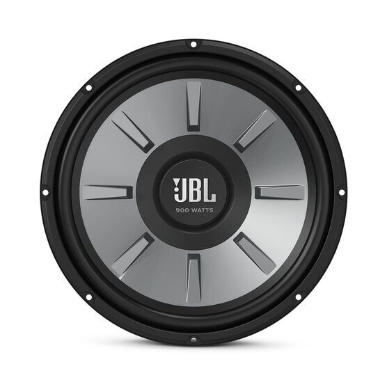 "JBL Stage 1010 Subwoofer - Black - 10"" (250mm) woofer with 225 RMS and 900W peak power handling. - Front"