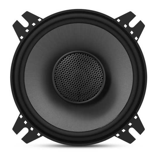 """GTO429 - Black - 105-Watt, Two-Way 4"""" Speaker System - Front"""