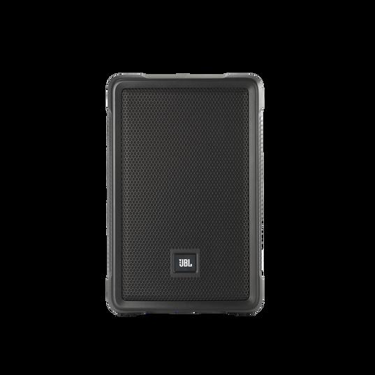 "JBL IRX108BT - Black - Powered 8"" Portable Speaker with Bluetooth® - Front"