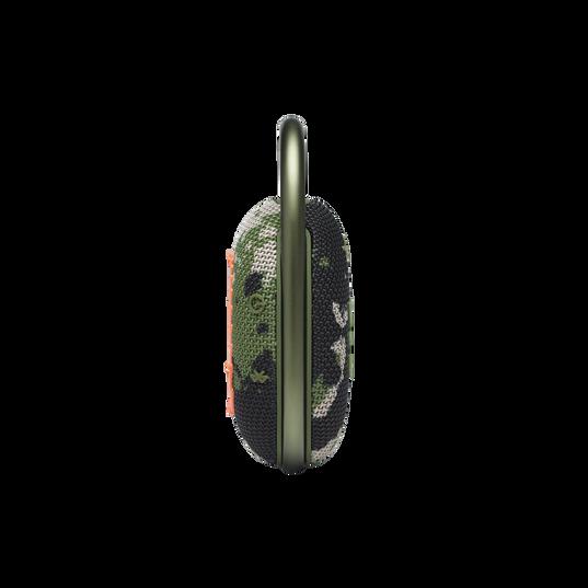 JBL CLIP 4 - Squad - Ultra-portable Waterproof Speaker - Left