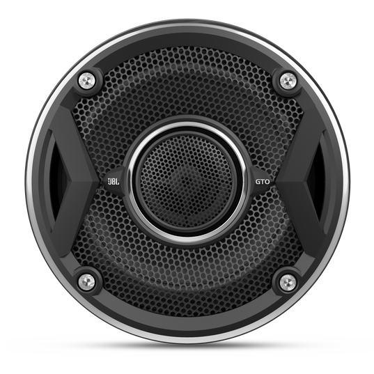 "GTO429 - Black - 105-Watt, Two-Way 4"" Speaker System - Hero"