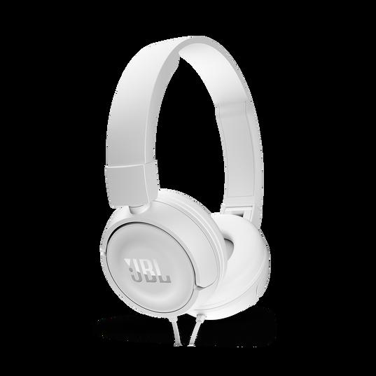 JBL T450 - White - On-ear headphones - Detailshot 2