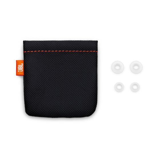 JBL LIVE 100 - White - In-ear headphones - Detailshot 3