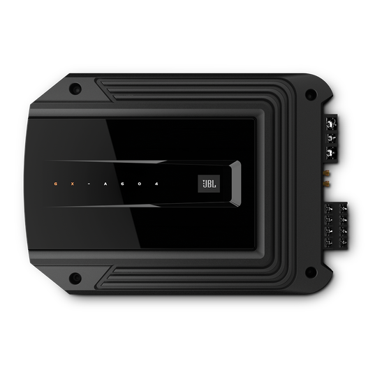 JBL GX-A604 - Black - Detailshot 1
