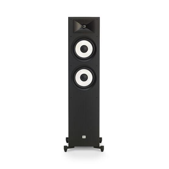 JBL Stage A190 - Black - Home Audio Loudspeaker System - Detailshot 2