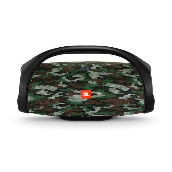 JBL Boombox - Squad - Portable Bluetooth Speaker - Front