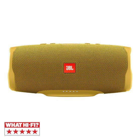 JBL Charge 4 - Mustard Yellow - Portable Bluetooth speaker - Hero