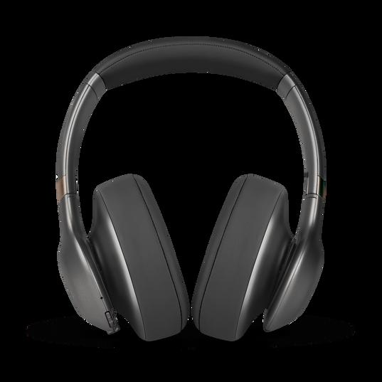 JBL EVEREST™ 710 - Gun Metal - Wireless Over-ear headphones - Front