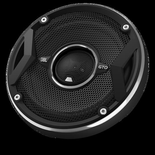 """GTO529 - Black - 180-Watt, Two-Way 6-1/2"""" Speaker System - Detailshot 1"""