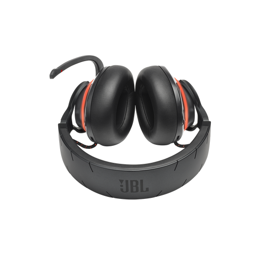 JBL Quantum 800 - Black - Wireless over-ear performance gaming headset with Active Noise Cancelling and Bluetooth 5.0 - Detailshot 5