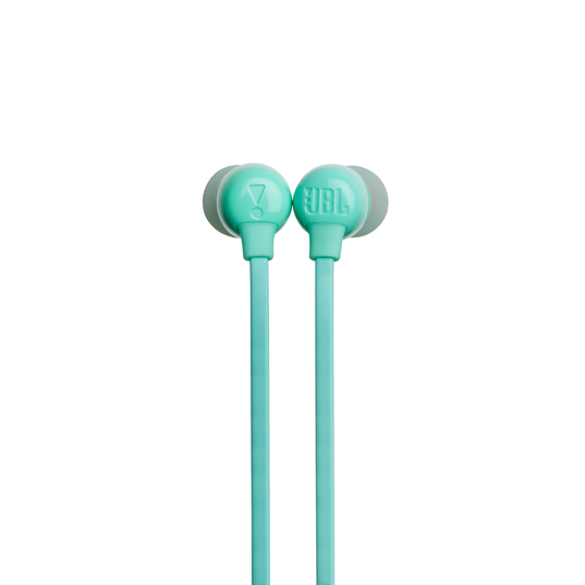 JBL TUNE 115BT - Teal - Wireless In-Ear headphones - Detailshot 2