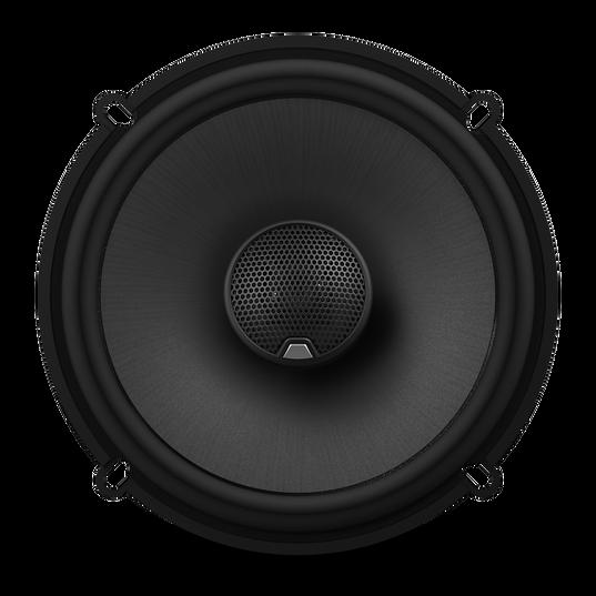 """GTO629 - Black - 180-Watt, Two-Way 5"""" x 7"""" Speaker System - Front"""
