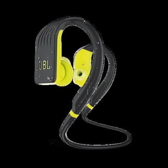 JBL Endurance JUMP - Yellow - Waterproof Wireless Sport In-Ear Headphones - Hero