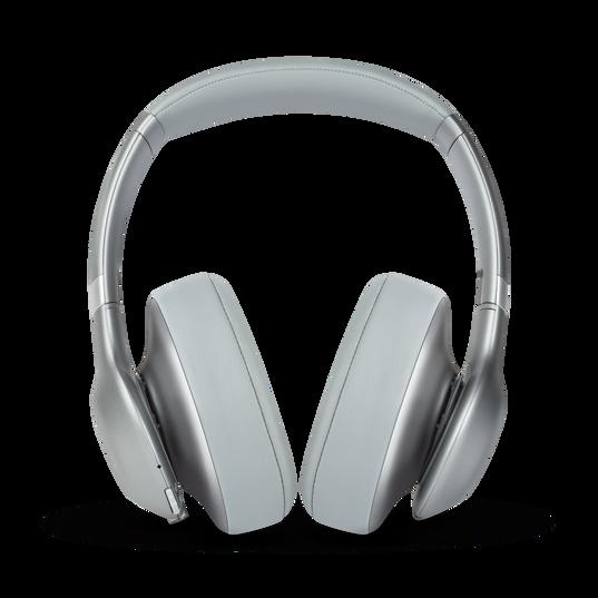 JBL EVEREST™ 710 - Silver - Wireless Over-ear headphones - Front