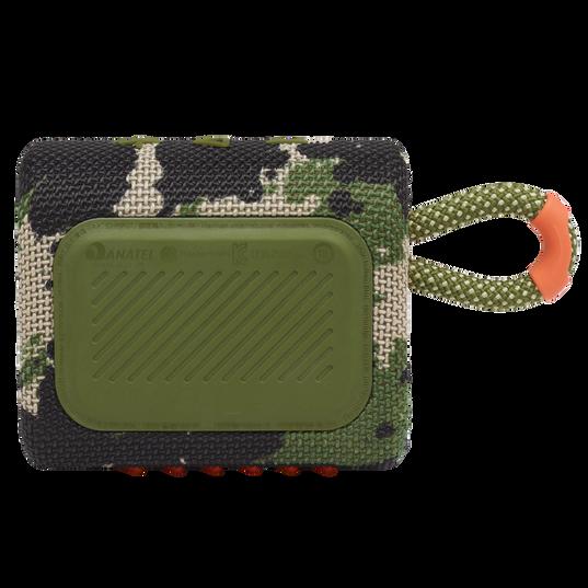 JBL GO 3 - Squad - Portable Waterproof Speaker - Back