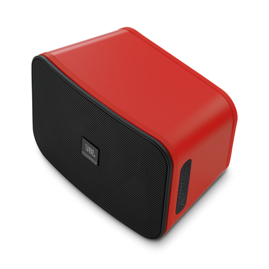 """JBL Control X Wireless - Red - 5.25"""" (133mm) Portable Stereo Bluetooth® Speakers - Detailshot 5"""