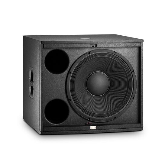"JBL EON618S - Black - 18"" Self-Powered Subwoofer - Detailshot 1"
