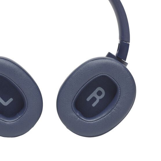 JBL TUNE 700BT - Blue - Wireless Over-Ear Headphones - Detailshot 6