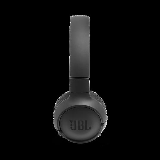 JBL TUNE 500BT - Black - Wireless on-ear headphones - Left