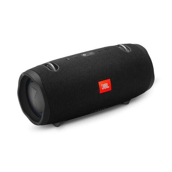 JBL Xtreme 2 - Midnight Black - Portable Bluetooth Speaker - Hero