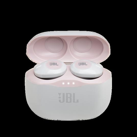 JBL Tune 120TWS - Pink - True wireless in-ear headphones. - Hero