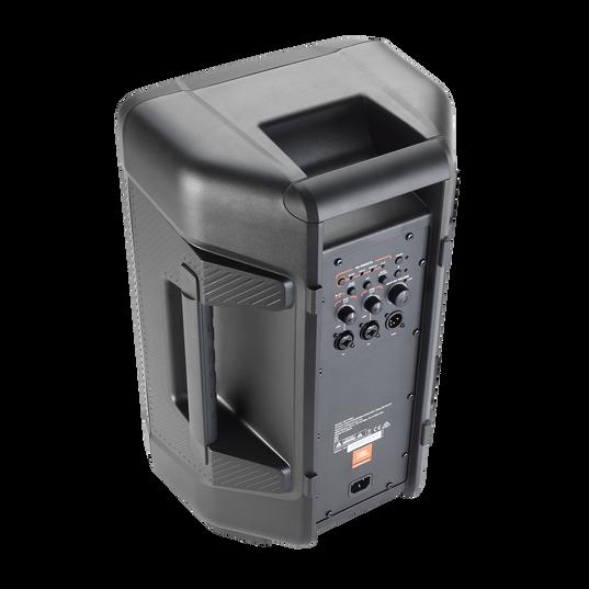 "JBL IRX108BT - Black - Powered 8"" Portable Speaker with Bluetooth® - Detailshot 3"