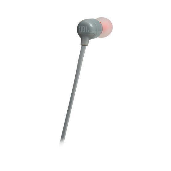 JBL TUNE 110BT - Grey - Wireless in-ear headphones - Back