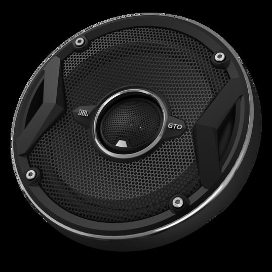 """GTO629 - Black - 180-Watt, Two-Way 5"""" x 7"""" Speaker System - Detailshot 1"""