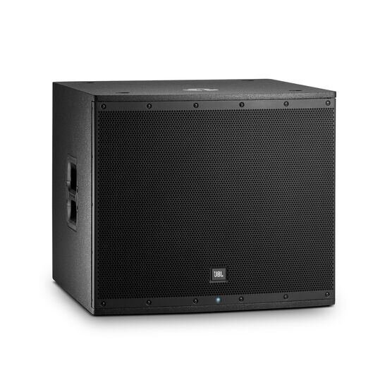 "JBL EON618S - Black - 18"" Self-Powered Subwoofer - Hero"