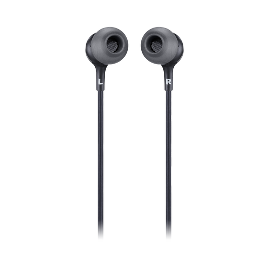 JBL LIVE 100 - Black - In-ear headphones - Back