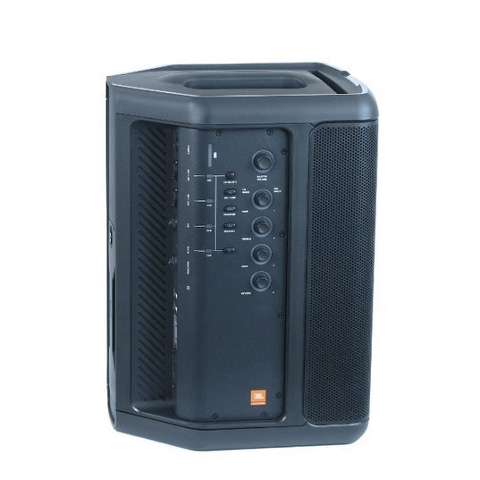 JBL EON ONE Compact - Black - All-in-One Rechargeable Personal PA  - Detailshot 1