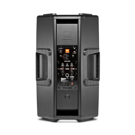 "JBL EON615 - Black - 15"" Two-Way Multipurpose Self-Powered Sound Reinforcement - Back"