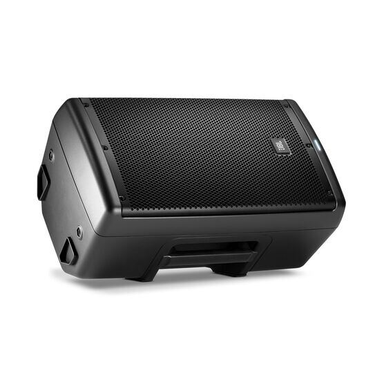 "JBL EON610 - Black - 10"" Two-Way Multipurpose Self-Powered Sound Reinforcement - Detailshot 3"