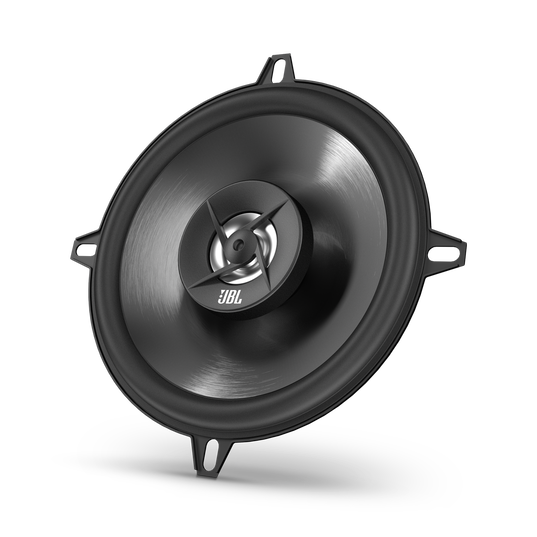 Stage 502 - Black - Series of affordable coaxial and component speakers - Hero