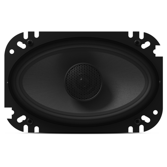 "GTO6429 - Black - 135-Watt, Two-Way 4"" x 6"" Speaker System - Detailshot 3"