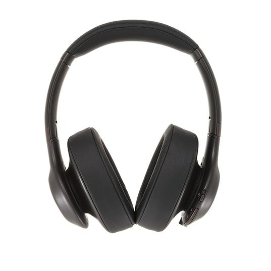 JBL EVEREST™ 710 - Gun Metal - Wireless Over-ear headphones - Detailshot 15