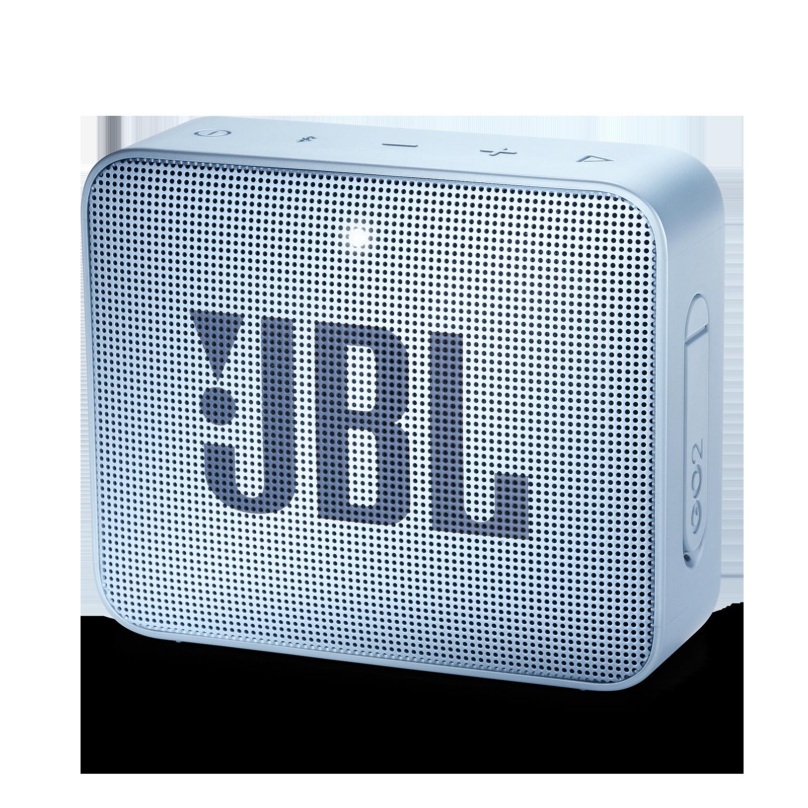 JBL GO 2 - Icecube Cyan - Portable Bluetooth speaker - Hero