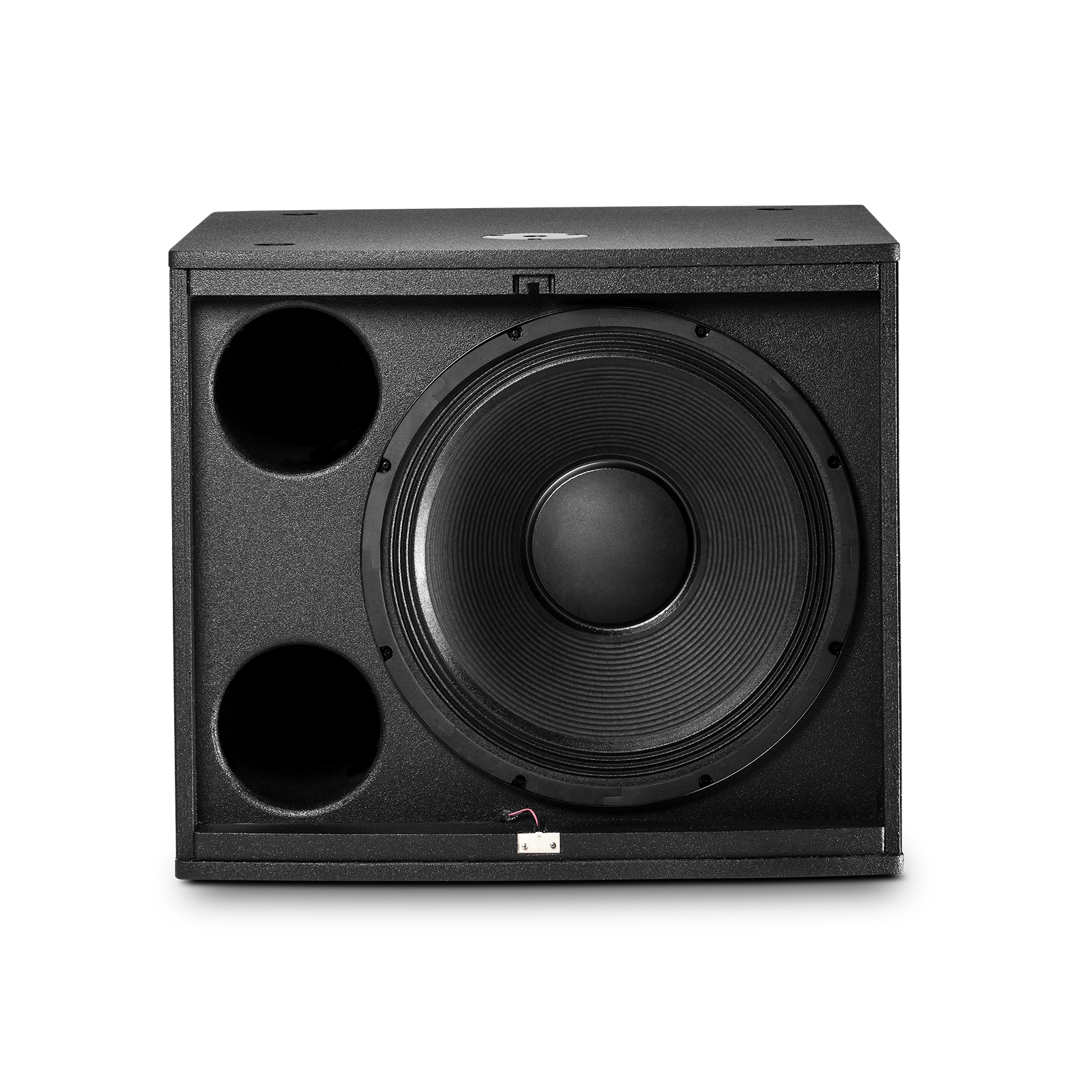 "JBL EON618S - Black - 18"" Self-Powered Subwoofer - Detailshot 2"