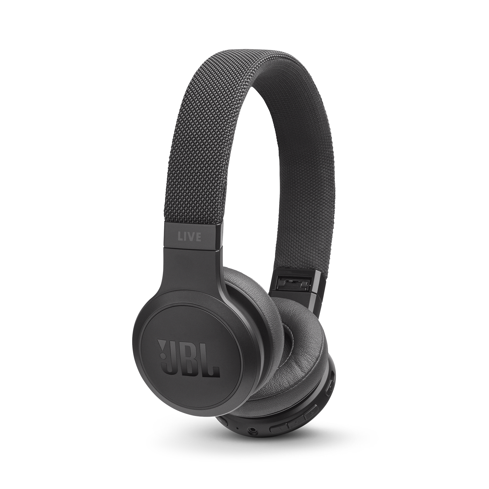 JBL LIVE 400BT - Black - Your Sound, Unplugged - Hero