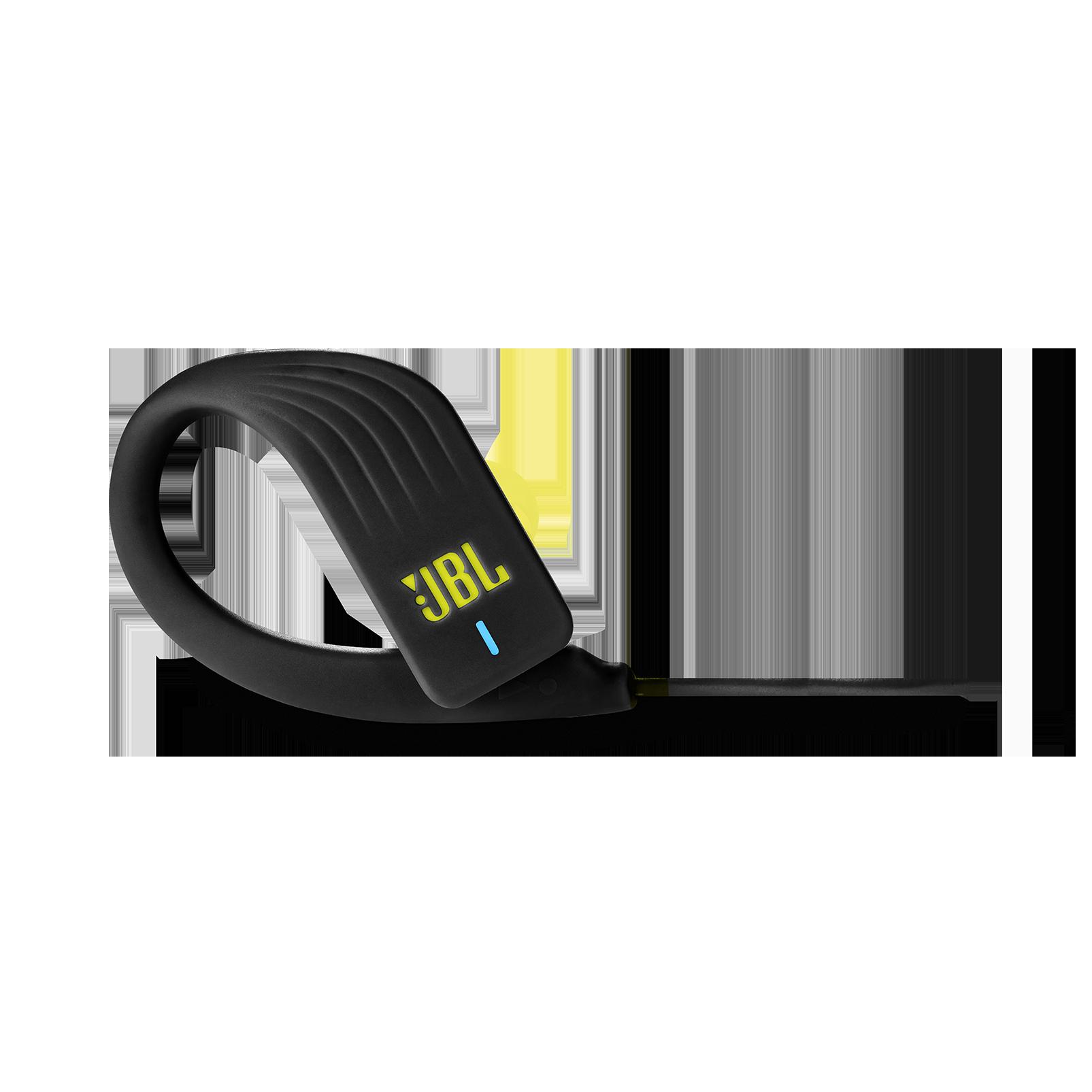JBL Endurance SPRINT - Yellow - Waterproof Wireless In-Ear Sport Headphones - Detailshot 4