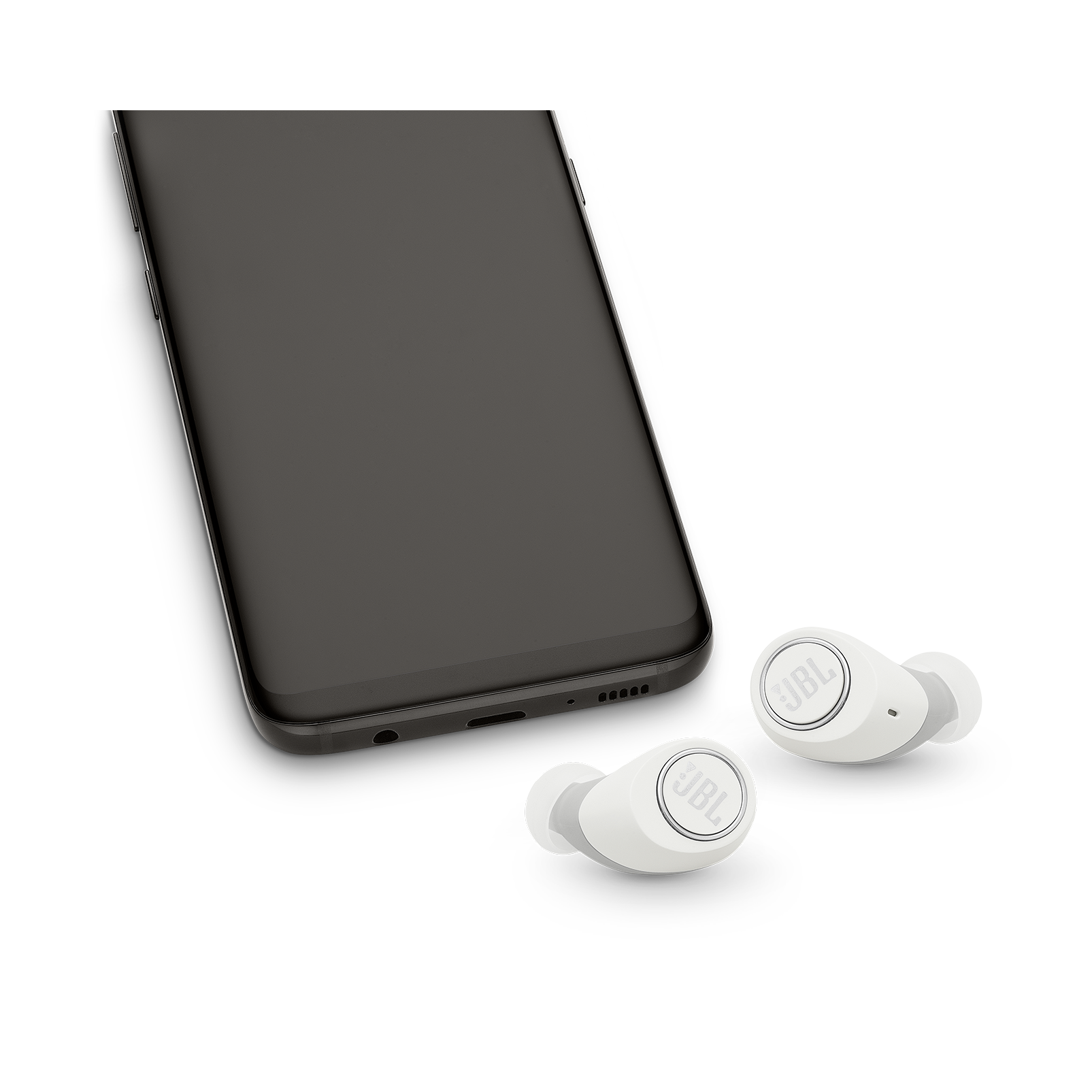 JBL Free X - White - Truly wireless in-ear headphones - Detailshot 4