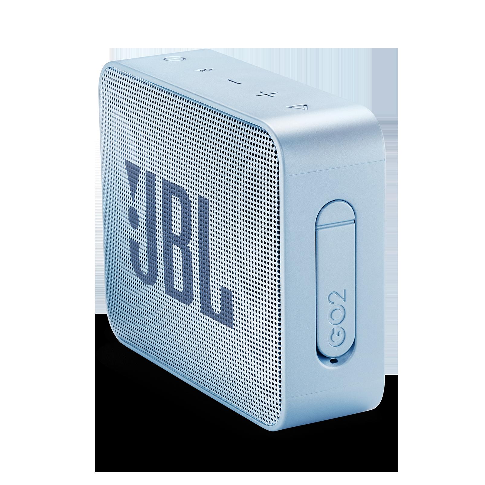 JBL GO 2 - Icecube Cyan - Portable Bluetooth speaker - Detailshot 2