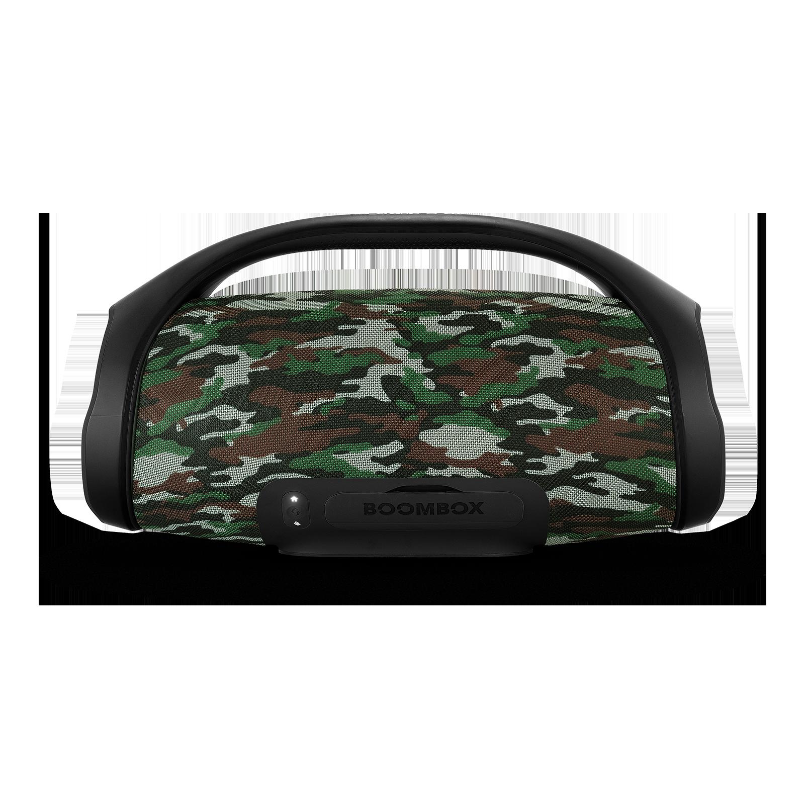 JBL Boombox - Squad - Portable Bluetooth Speaker - Back